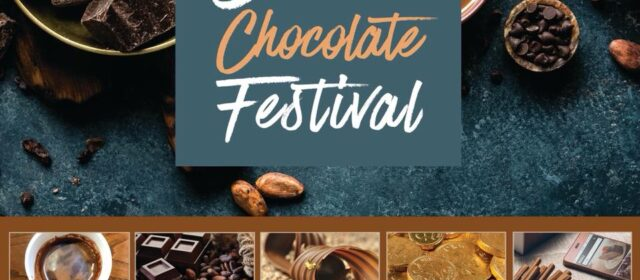 LOCAL CHOCOLATES TAKE CENTER STAGE@ THE CHOCOLATE FESTIVAL